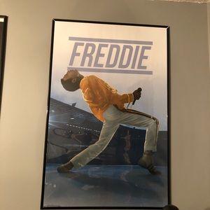 Freddie Mercury Poster PLEASE READ
